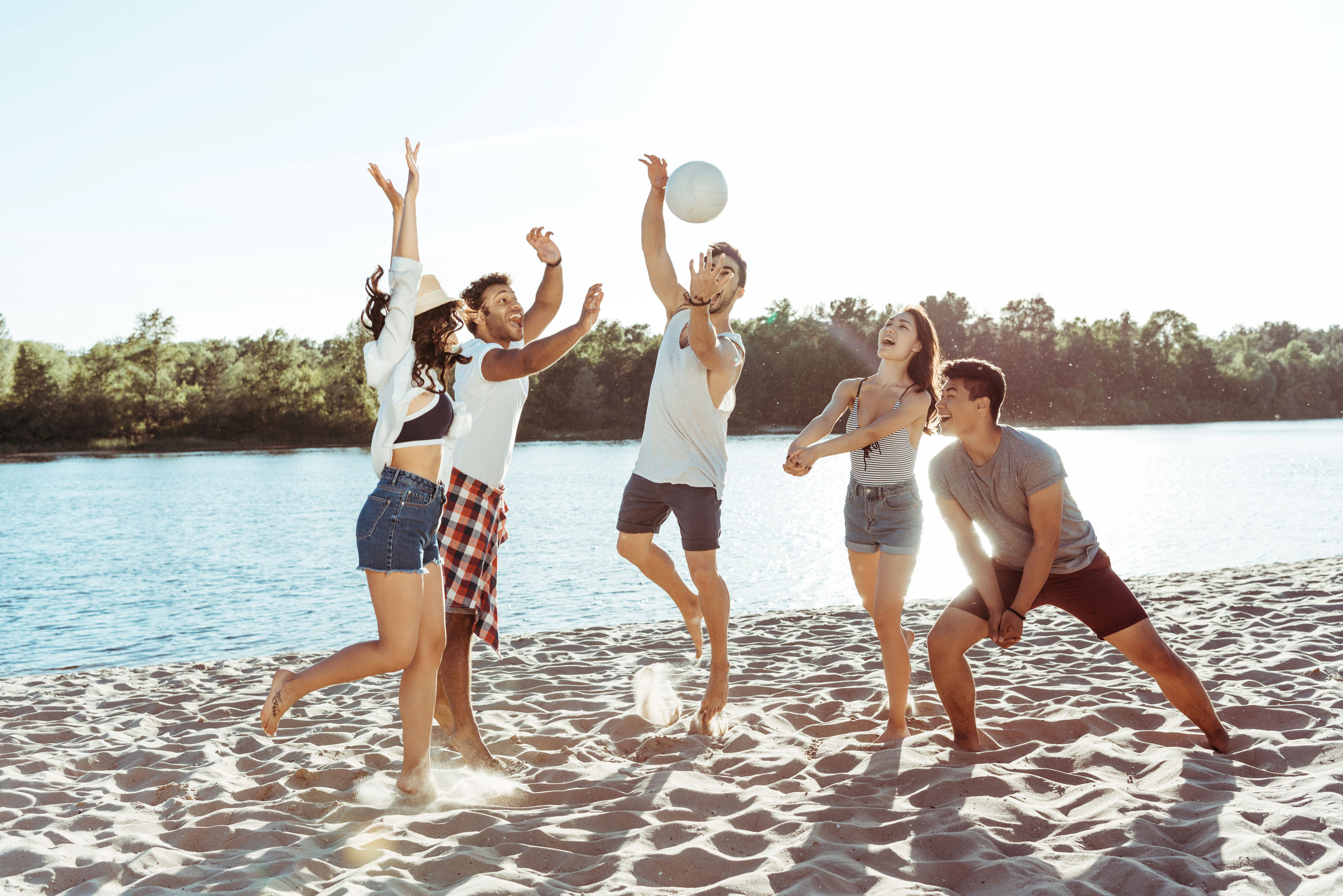Stay Healthy and Strong During Summer Sports