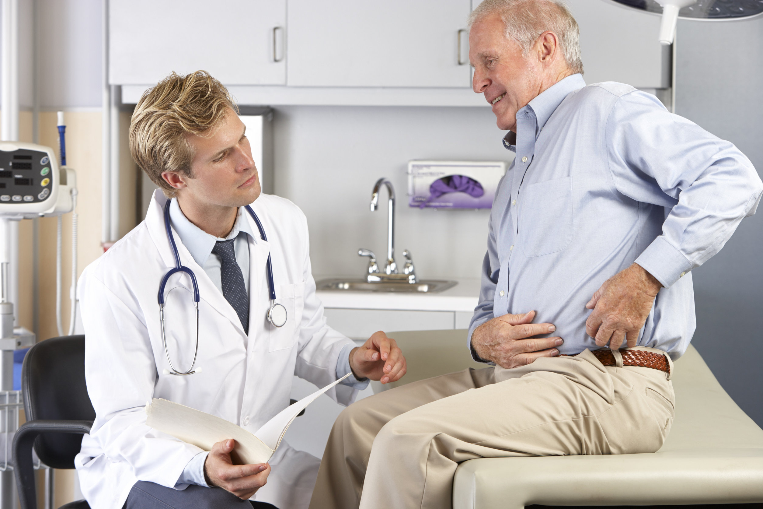 When Is Hip Surgery Necessary?